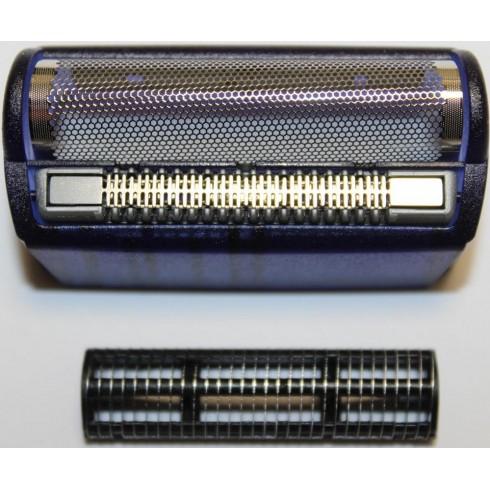 photo de Braun CP629 CombiPack, grille et couteau pour rasoir électrique Braun interface