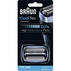 photo de Braun 40B Cassette pour rasoir électrique Braun CT2CC / CT4S / CT5CC