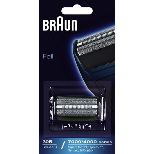 photo de Braun 30B Grille de rasoir pour Tri control-Smart Control / Synchro et Synchro Pro