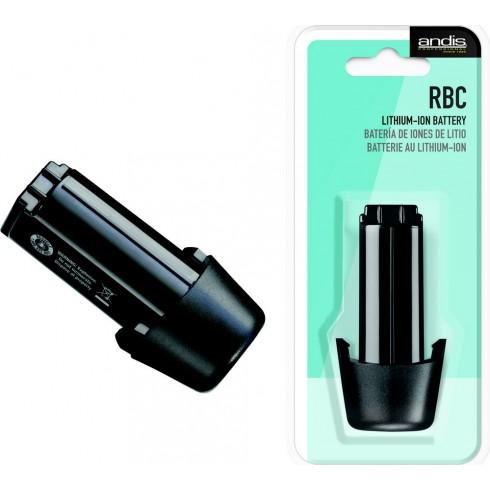 photo de Batterie de rechange au lithium pour Tondeuse RBC/ARBC ANDIS