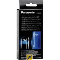 photo de Panasonic WES4L03 803 Lot de 3 cartouches pour bloc de nettoyage rasoir électrique Panasonic ES-LV95
