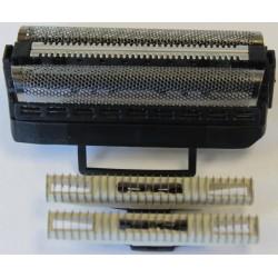 photo de XENIC CPXS78 CombiPack, grille et couteau pour rasoir électrique Cascado/ Fox /SX3 48
