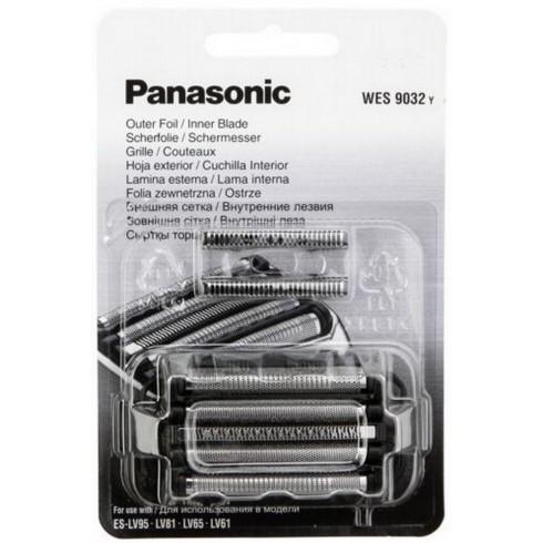 photo de Panasonic WES9032Y Tête de rasoir (combi-pack) pour rasoir électrique Panasonic LV61 / LV65 / LV81 / LV95