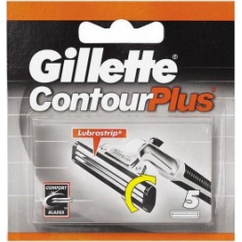 photo de Boite de 5 lames Gillette Contour