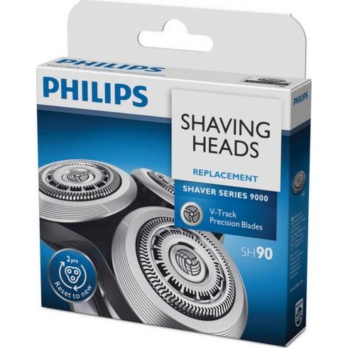 photo de Philips SH90/50 tête de rasoir pour rasoir électrique Philips Série 9000