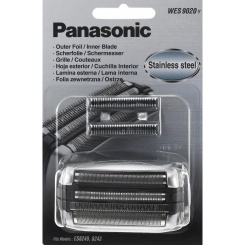 photo de Panasonic WES9020Y Tête de rasoir (Grille et couteau / combi-pack) pour rasoir électrique Panasonic ES8249 / ES8243...