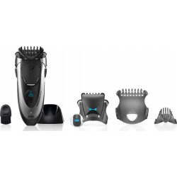 photo de Braun MG5090 Rasoir électrique 3 en 1 Multigroomer rechargeable Wet&Dry