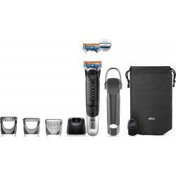 photo de Tondeuse corps rechargeable Wet&Dry BRAUN.