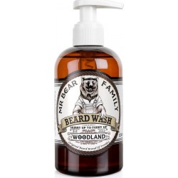 photo de Shampoing à Barbe Woodland 250ml MR BEAR FAMILY