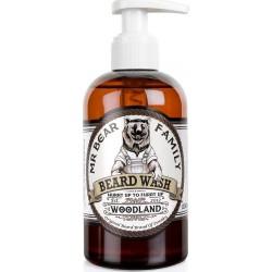 photo de Shampoing à Barbe Woodland 250ml MR BEAR FAMILY