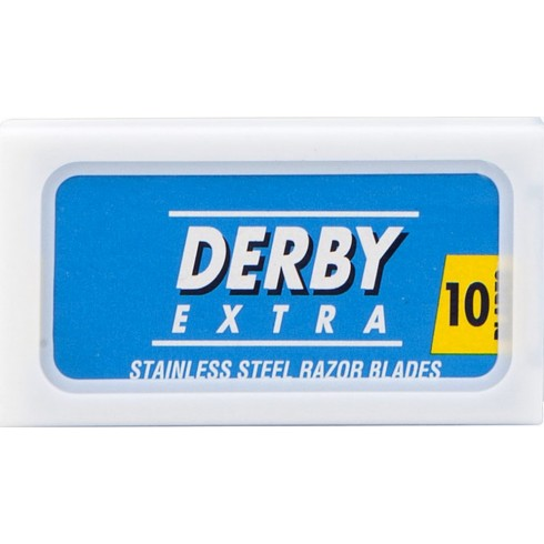 photo de Boîte de 10 lames de rasoir DERBY