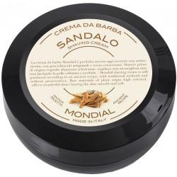 photo de Crème à barbe SANDALO, bois de santal 75ml MONDIAL 1908
