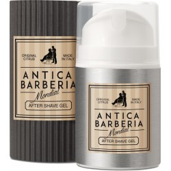 photo de Gel Après Rasage Antica Barberia Original Citrus 50ml MONDIAL 1908