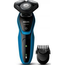 photo de Philips S5071 Rasoir rechargeable Aquatec W&D - Tondeuse de précision