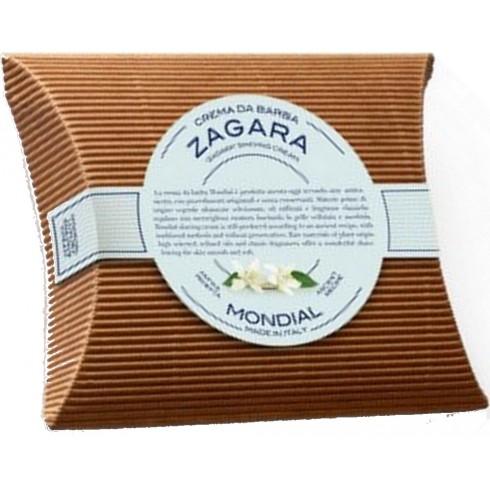 photo de Recharge savon-crème à barbe ZAGARA, fleurs de citronnier MONDIAL 1908