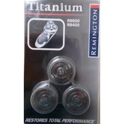photo de Lot de 3 têtes pour rasoirs série R9400/9500 REMINGTON.
