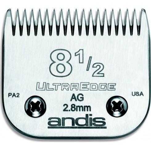 photo de Lame 2.8 mmN°8-1/2 ANDIS, tête de coupe TC64170 pour tondeuse PRO AGC/AGR/BGC/MBG/SMC