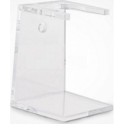 photo de Support porte Blaireau plastique transparent LORDSON