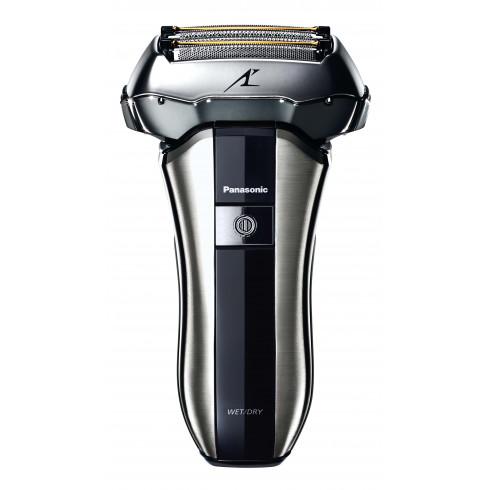 Rasoir rechar. Compact WD 5lames silver moteur linéaire capt.de barbe PANASONIC