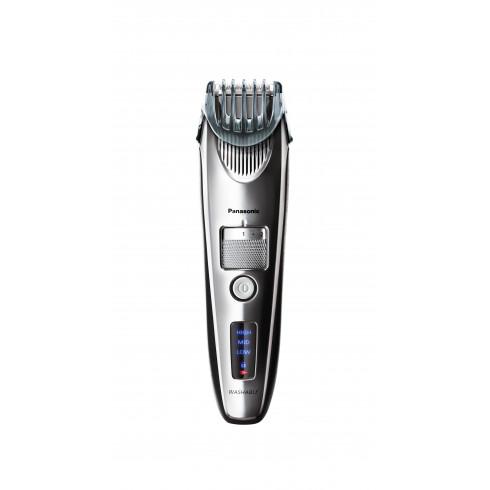 Tondeuse barbe Panasonic rechargeable 19 positions 0.5mm à 10mm, moteur linéaire