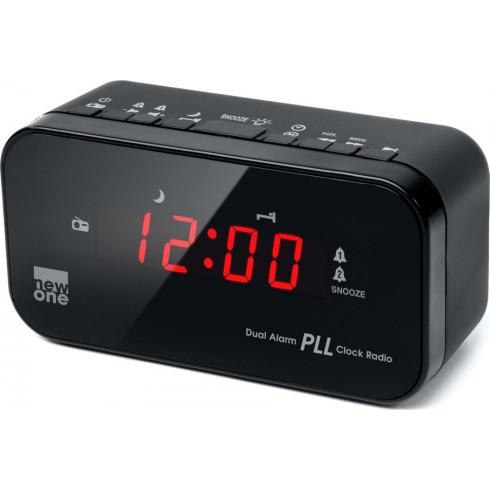 radio-reveil-analogique-tuner-fm-alarme-new-one