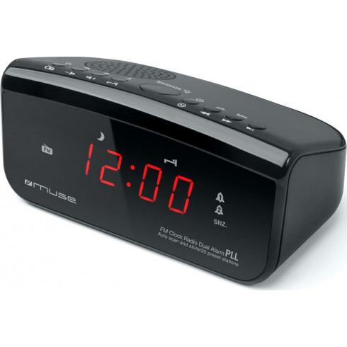 radio-reveil-analogique-tuner-pll-fm-double-alarme-muse