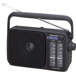 radio-analogique-tuner-compacte-fm-am-secteur-ou-pile-noire-panasonic