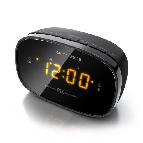 Radio reveil Analogique Tuner FM alarme MUSE