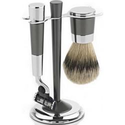 -set-de-ras-3pcs-noir-rasoir-mach3-blaireau-pur-poil-gris