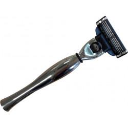 rasoir-mach3-manche-inox-85cm