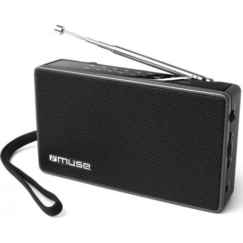 radio-analogique-noire-2-gammes-fm-mw-secteur-pile-muse