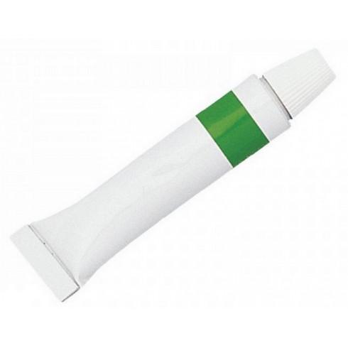 Tube de Pâte à rasoir verte à affiler les lames de rasoir & coupe-chou HEROLD