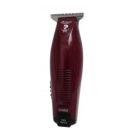 Tondeuse cheveux de finition LORDSON LC911 Prune rechargeable et secteur / USB