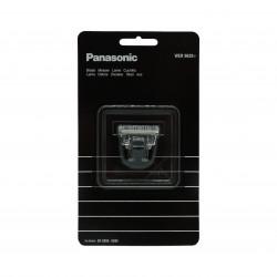 PANASONIC WER9620Y Tête de coupe, Lame Inox 0.10mm, Nanométriques inclinées à 45° pour tondeuse barbe ER-GB96/86