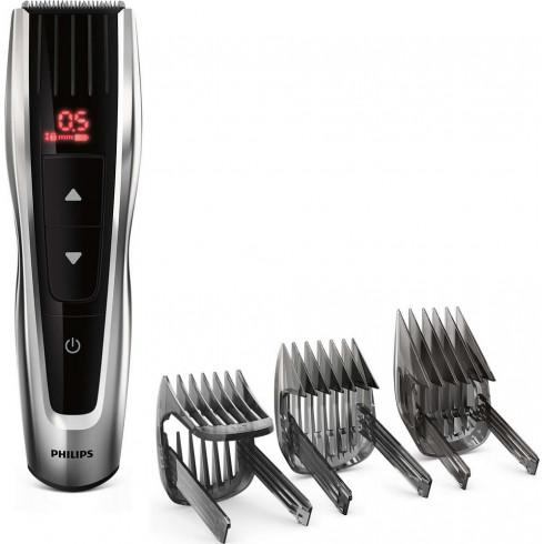 -Tondeuse cheveux Séries 7000 recharg/sect., 65hts 0.5 à 42mm, 3 sabots PHILIPS