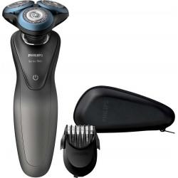 Rasoir recharg Séries 7000, capteur de barbe, tondeuse précision PHILIPS