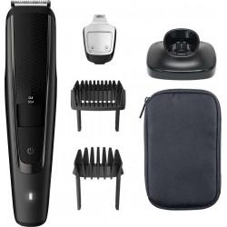 Tondeuse barbe Séries 5000 sect/recharg. 40 haut. 0.5 à 20mm, tond. préc PHILIPS