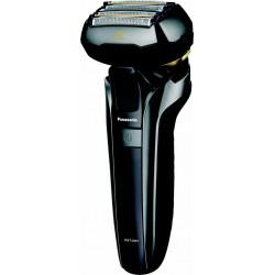 Rasoir rechargeable W&D 5lames noir, moteur linéaire, capt.de barbe PANASONIC.