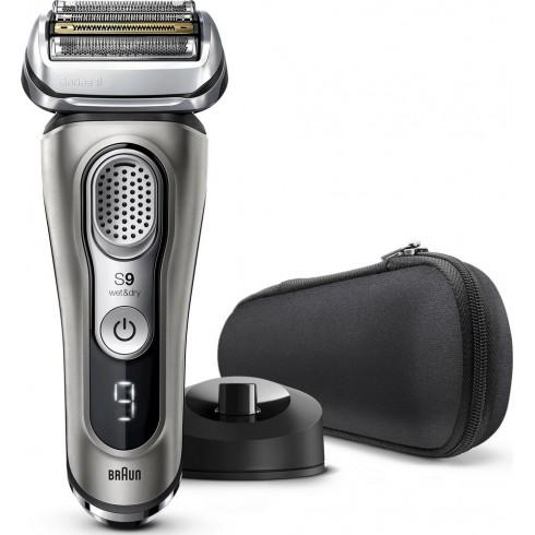rasoir-rechargeable-wd-silver-series-9-9325s-braun