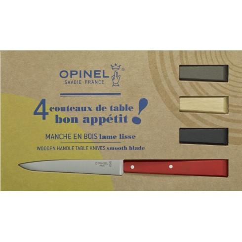 Coffret 4 Couteaux de table ESPRIT LOFT OPINEL