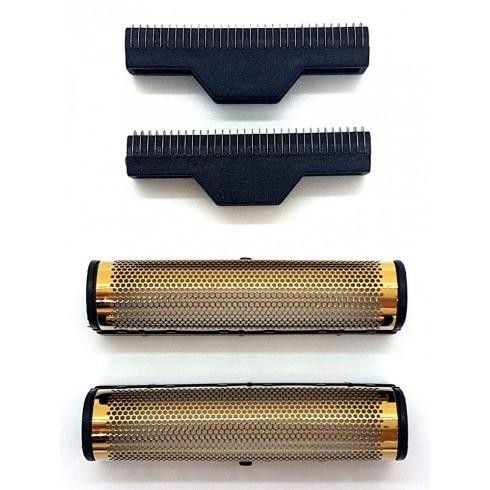 Lordson CP727 Combi-Pack grille et couteaux pour Rasoir électrique à grille LRS727