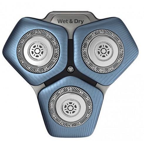 Lot de 3 Têtes Compatible Séries S5000 angulaires 557XX/S558XX et 7000 PHILIPS