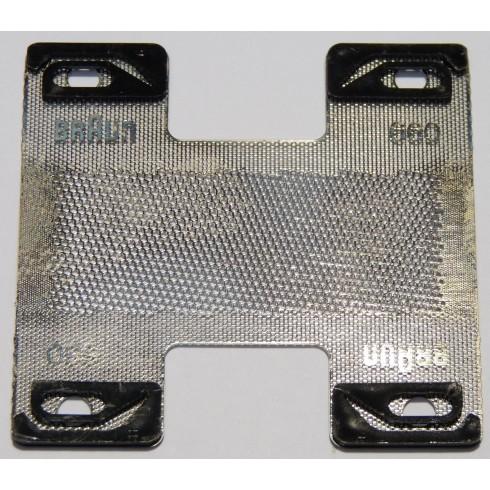 photo de Braun G660 Grille de rasoir pour rasoir électrique féminin Lady Élégance