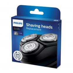 photo de Philips SH30/50 tête de rasoir pour rasoir électrique Philips Série 1000/3000