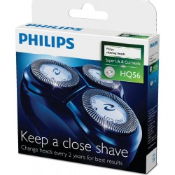 photo de Philips HQ56/50 tête de rasoir pour rasoir électrique Philips Super Lift & Cut