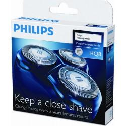 photo de Philips HQ8/50 tête de rasoir pour rasoir électrique Philips Sensotec