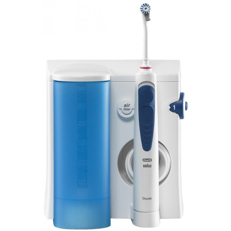 achat en ligne hydropulseur pro care oxyjet oral b de braun md20. Black Bedroom Furniture Sets. Home Design Ideas
