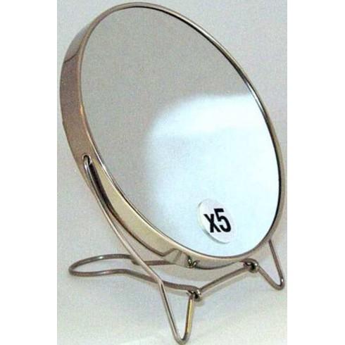photo de Miroir grossissant X5, 13cm, (88145)