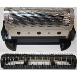 photo de Braun 428, CombiPack, grille et couteau pour rasoir électrique Braun MICRON 1000 / 2000