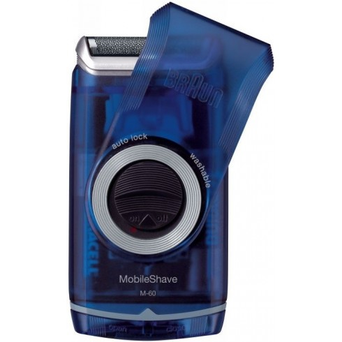 photo de Braun M60 Rasoir électrique Pocket Mobile Shave